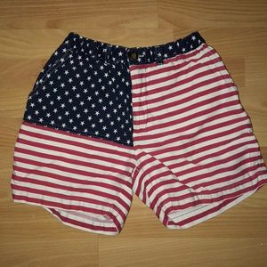 Chubbies Small American Theme